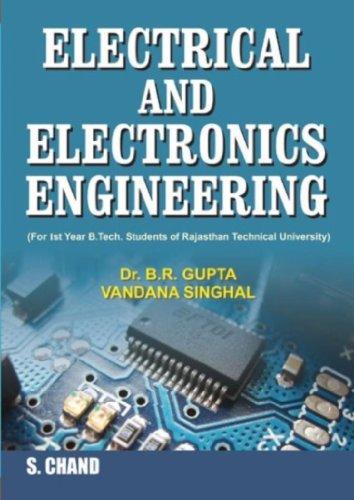 Electrical and Electronics Engineering: Singhal Vandana Gupta
