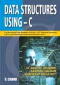 Data Structures Using ? C: Roy Subhrajit Sinha