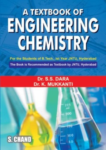 A Textbook of Engineering Chemistry (JNTU Hyderabad): Dr. K. Mukkanti,Dr. S.S. Dara