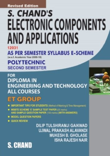 Electronic Components and Applications 12031- ET Gr.: Nair Isha Rajesh
