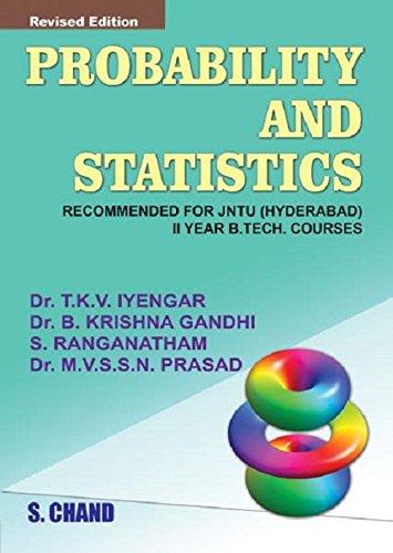 PROBABILITY AND STATISTICS (HYDERABAD): B KRISHNA GANDHI,M