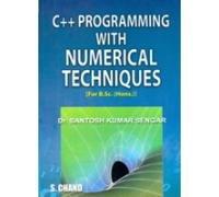 C++ Programming with Numerical Techniques: Sengar Santosh Kumar