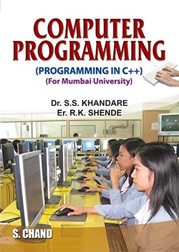 Computer Programming: Shende R.K. Khandare