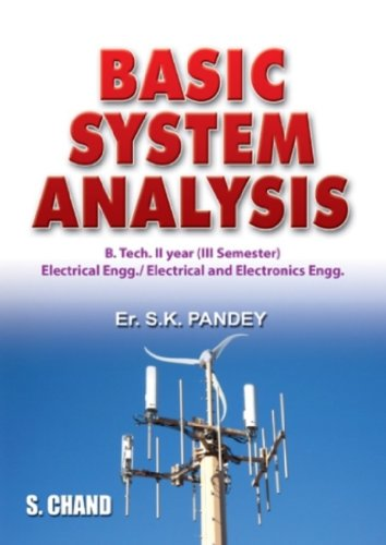 Basic System Analysis: S.K. Pandey