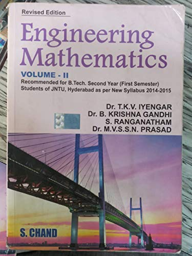 Engineering Mathematics: Prasad M.V.S.S.N. Ranganatham