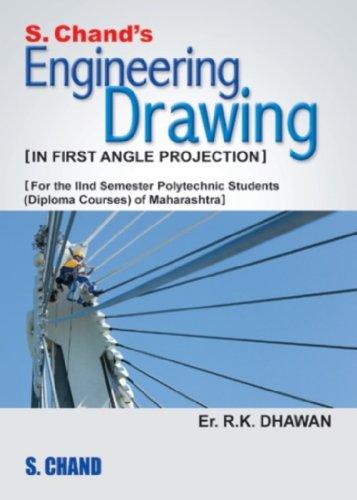 S. Chand's Engineering Drawing Maharastra: Dhawan R.K.