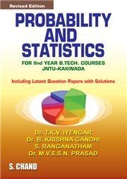 Probability and Statistics: Prasad M.V.S.S.N. Ranganatham