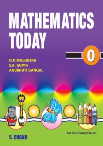 Mathematics Today 0: Gupta S.K. Gangal