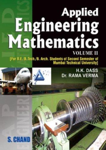 9788121940320: Applied Engineering Mathematics Vol-II (Mumbai)