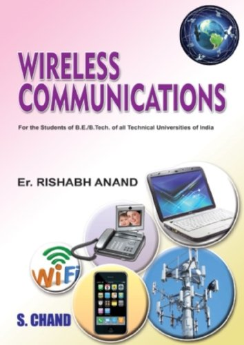Wireless Communication: Rishabh Anand, Er.