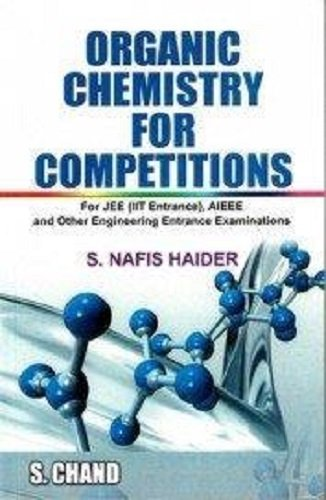 9788121940993: Organic Chemistry for Competitions
