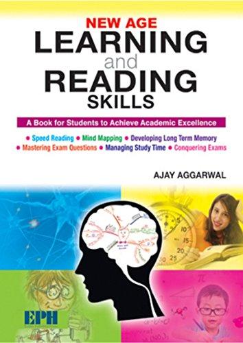 9788121942713: New Age Learning and Reading Skills | Ajay Aggarwal