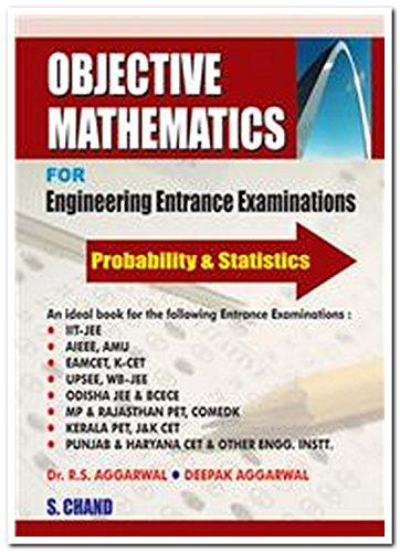 Objective Mathematics for Engineering Etrance Exam (Probability: Deepak Aggarwal,Dr. R.S.