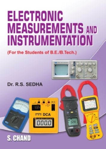 Electronic Measurements and Instrumentation: R S Sedha