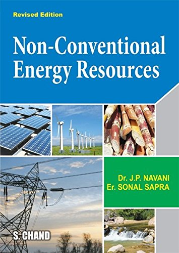 9788121998529: Non-Conventional Energy Resources