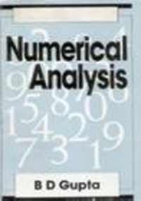 9788122001242: Numerical Analysis