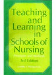 Teaching and Learning in Schools of Nursing: Loretta E. Heidgerken