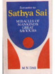 9788122003796: Miracles of Mankind's Great Saviours : Zoroaster to Sathya Sai