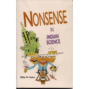 9788122005042: Nonsense in Indian science