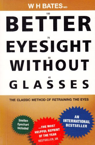9788122200218: Better Eyesight without Glasses