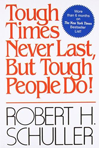 9788122200256: Tough Times Never Last, But Tough People Do
