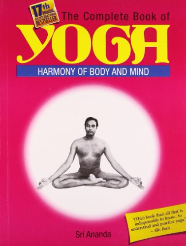 9788122200942: Complete Book of Yoga