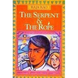 9788122201109: Raja Rao: The Serpent and Its Rope