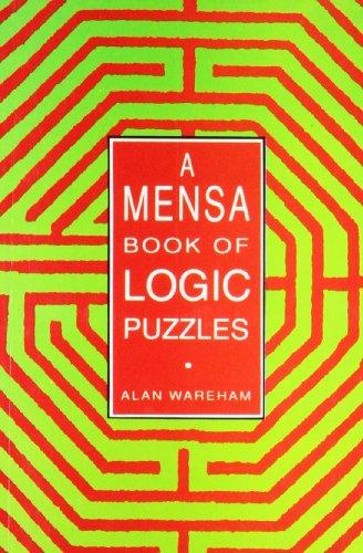 9788122201482: A Mensa Book of Logic Puzzles