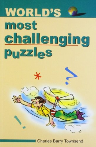9788122201598: World's Most Challenging Puzzles
