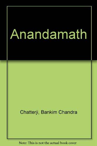 9788122201901: Anandamath