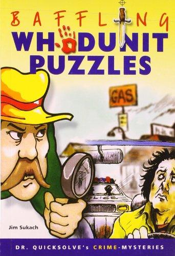 9788122202502: Baffling Whodunit Puzzles