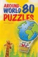 9788122203059: Around the World in 80 Puzzles