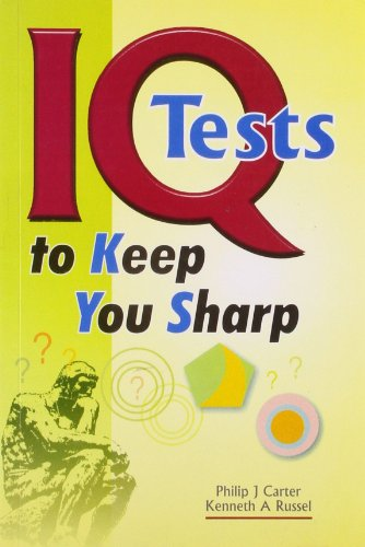 9788122203721: IQ Tests to Keep You Sharp
