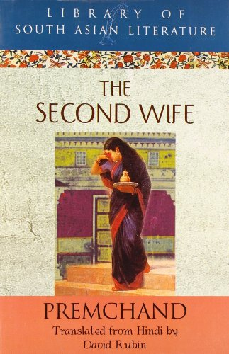 The Second Wife (Nirmala). by Premchand, Translated: PREMCHAND