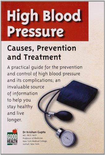 High Blood Pressure: Causes Prevention & Treatment: Gupta, Dr. Krishan