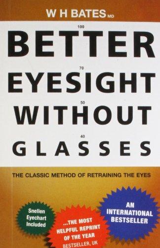 9788122204490: Better Eyesight without Glasses