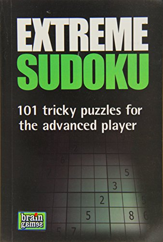 Extreme Sudoku: 101 Tricky Puzzles for the Advanced Player: Orient