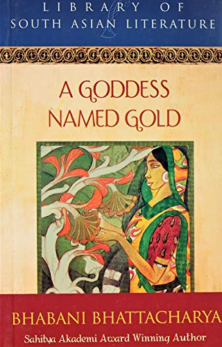 Stock image for A goddess named gold for sale by Paperbackshop-US