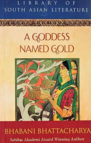 9788122204605: Goddess Named Gold