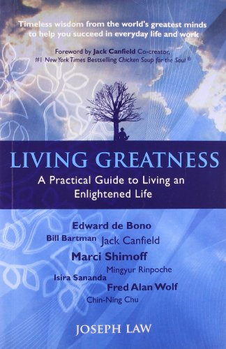 9788122205114: Living Greatness