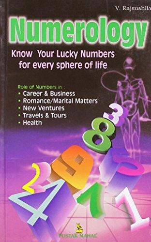 9788122300062: Numerology