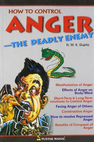 How to Control Anger: M.K. Gupta