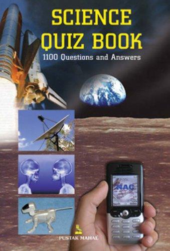 9788122303605: Science Quiz Book