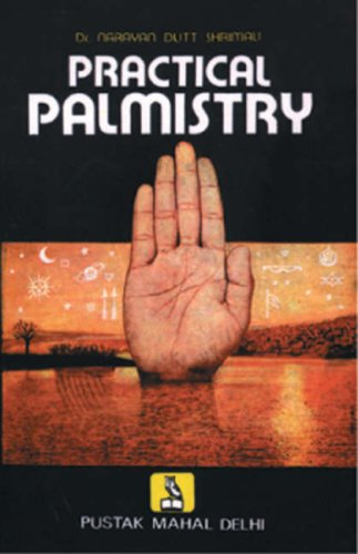 9788122304251: Practical Palmistry