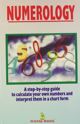 9788122304282: Numerology: A Step-by-Step Guide