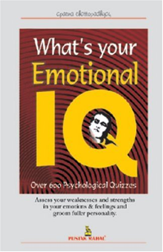 What's Your Emotional IQ: Aparna Chattopadhyay