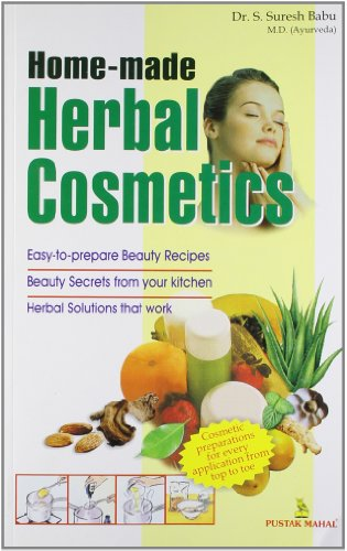 9788122307757: Home Made Herbal Cosmetics