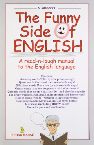 9788122307993: The Funny Side of English