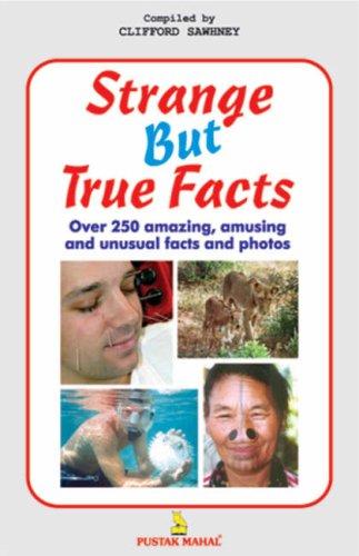 Strange But True Facts: Sawhney, Clifford