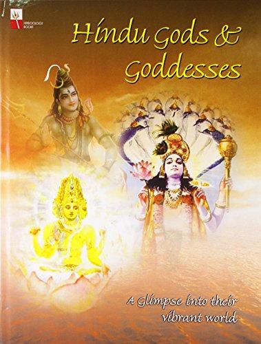 9788122309690: Hindu Gods & Goddesses: A Glimpse into Their Vibrant World